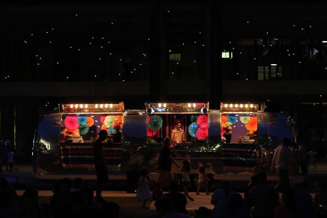 Soundcream Airstream Mystery Nights