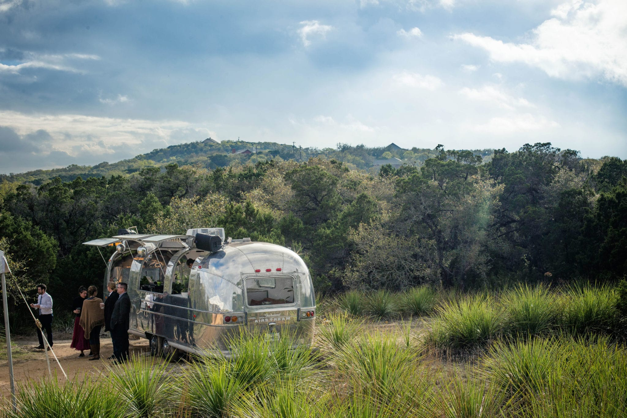 Who are the founders of Sound Cream Airstream?