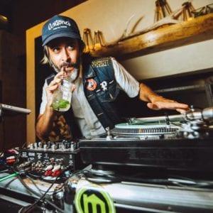 dj manny dojo spinning